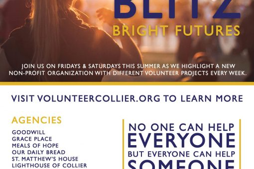 Volunteer Blitz Bright Futures Callout | Future Ready Collier - Naples, Florida