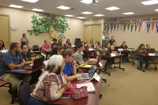 Group Workshop in Classroom | Future Ready Collier - Naples, Florida