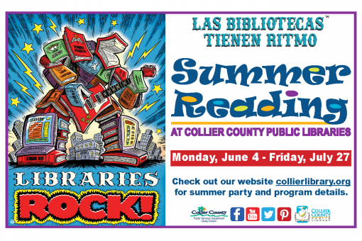 CCPL Summer Reading Program | Future Ready Collier - Naples, Florida