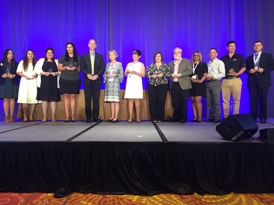 Group award ceremony | Future Ready Collier - Naples, Florida