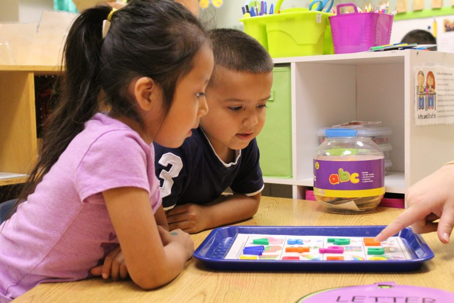 Early Learning Teaching in Classroom   Future Ready Collier - Naples, Florida