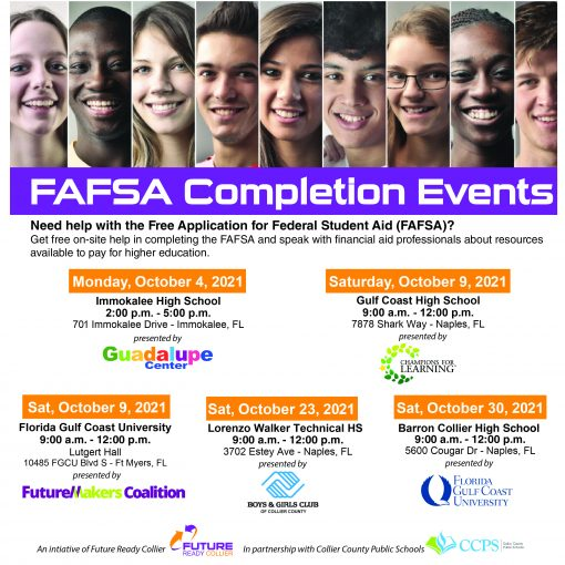 FAFSA completion events_Social post 092921-01