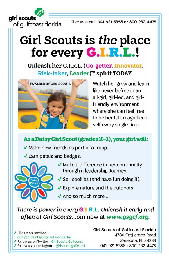 Girl Scouts | Future Ready Collier - Naples, Florida