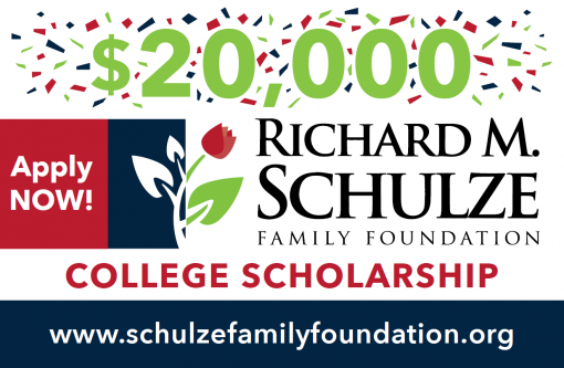 Schulze College Scholarship_Poster_Apply Now - Future ...