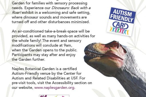 Sensory Friendly Morning | Future Ready Collier - Naples, Florida