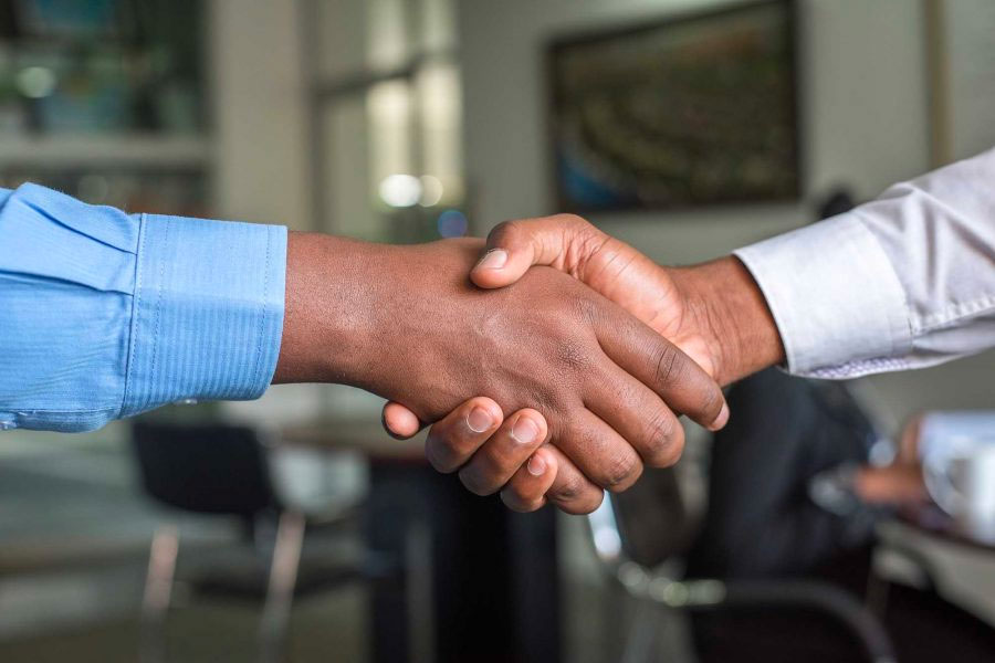 Handshake | Future Ready Collier