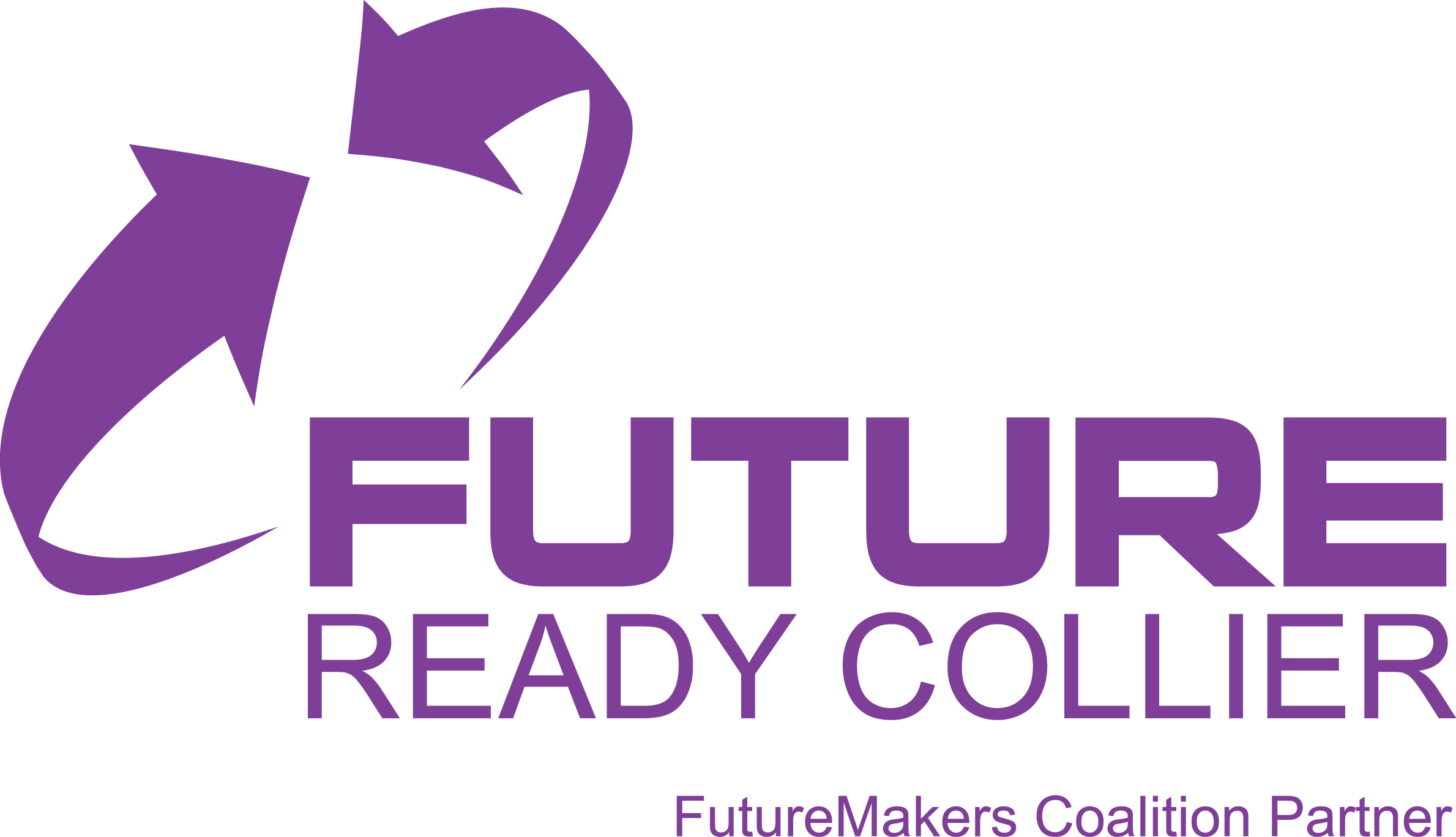 Future Ready Collier Purple Logo | Future Ready Collier - Naples, Florida